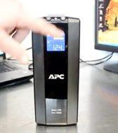 راهنمای بکاپ گرفتن از باتری های یو پی اس APC