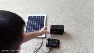 آموزش پنل های خورشیدی برای مبتدیان