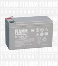 باتری FGHL – AGM – high rate UPS application – 10 years design
