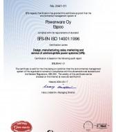 c10 168x190 گواهینامه های شرکت | یو پی اس | باتری
