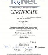 c13 168x190 گواهینامه های شرکت | یو پی اس | باتری