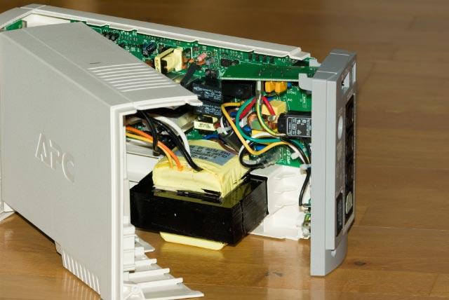 image نحوه تعمیر یو پی اس | یو پی اس | باتری