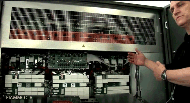 powerwave 6000 inside معرفی یو پی اس Power WAVE 6000   یو پی اس   باتری
