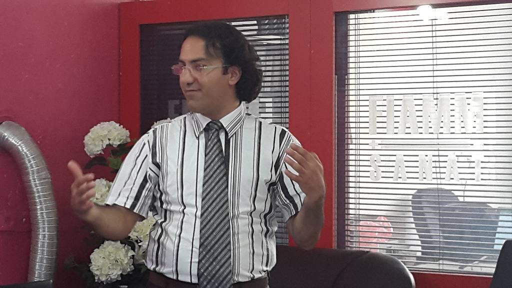 برگزاری کلاس های بازاریابی و فروش دفتر تبریز