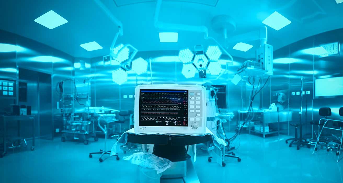 توان مورد نیاز یو پی اس تجهیزات پزشکی و بیمارستانی