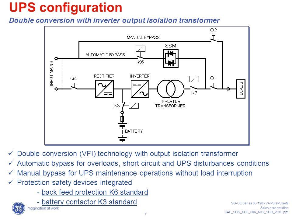حفاظت بازخورد در یک سیستم یو پیاس موازی