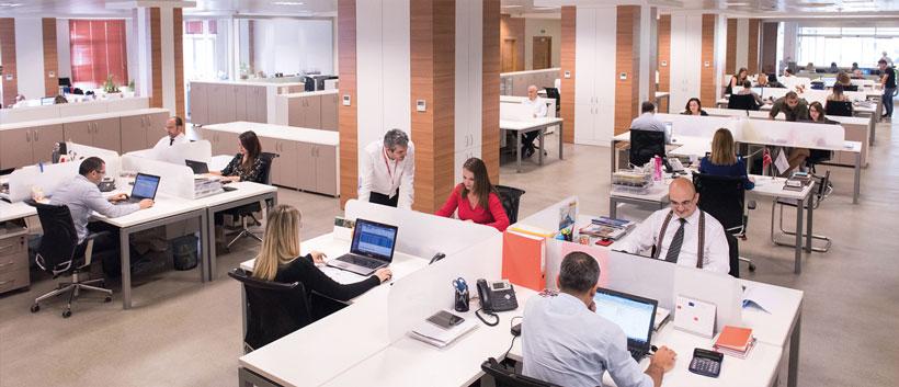 دفتر یو پی اس مکلسان در استانبول